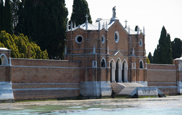 Isola di San Michele | ⓒ Tony Hisgett:Flickr