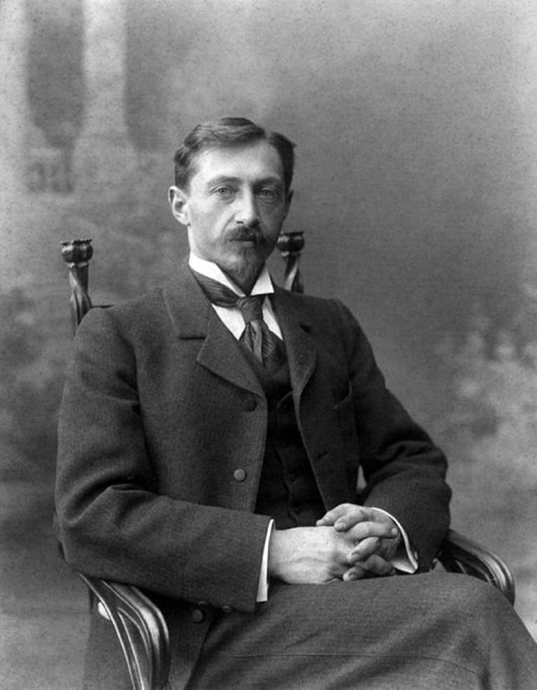 Ivan Bunin in 1901