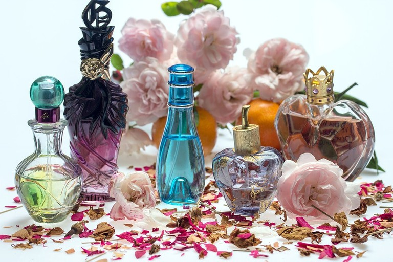 Kannauj perfumes