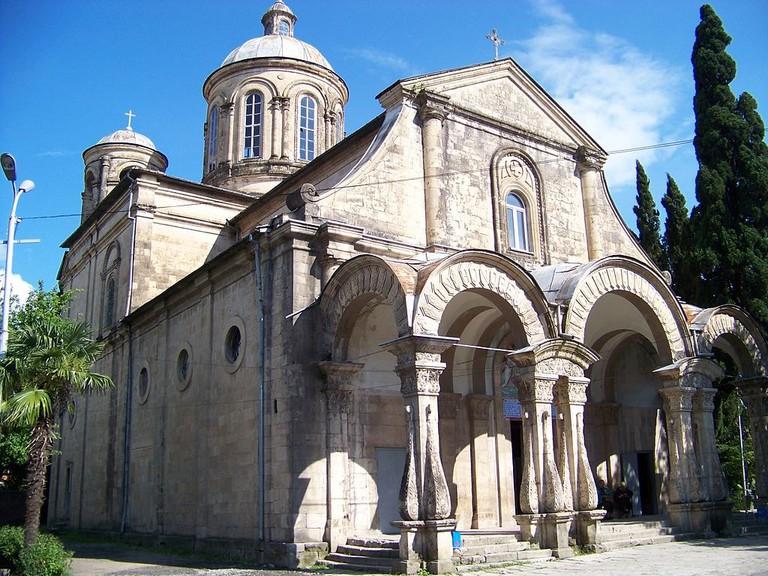 Khareba_church