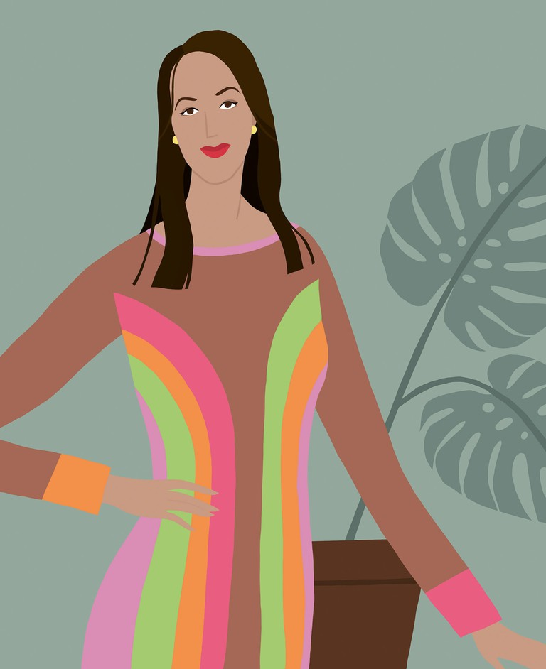 Know Your Style_p85 Pat Cleveland profile