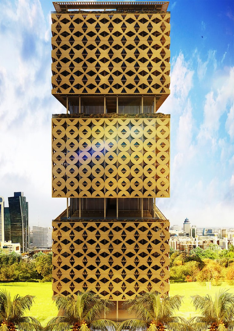 Lagos's Wooden Tower - Abebe Court Tower Credit Hermann Kamte & Associates_ACCamera_5