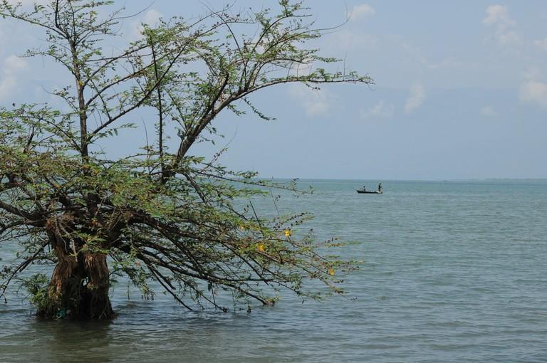 Lake Tanganyika | © SuSanA Secretariat / Flickr