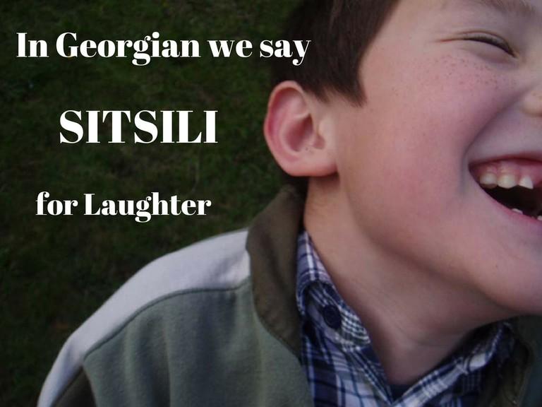 Sitsili – Laughter