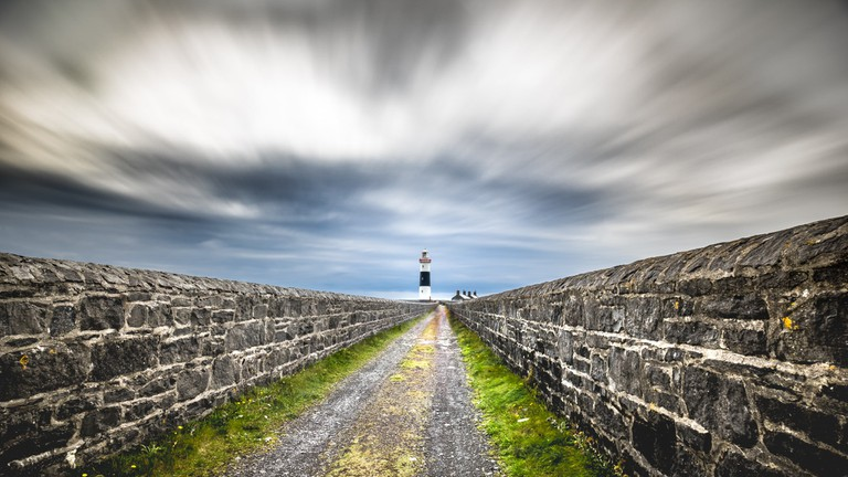 Lighthouse at Aran Islands, Ireland | © Giuseppe Milo / Flickr
