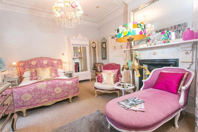 Luxury vintage apartment
