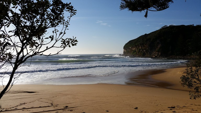Macmasters Beach waves | © Doug Beckers:Flickr