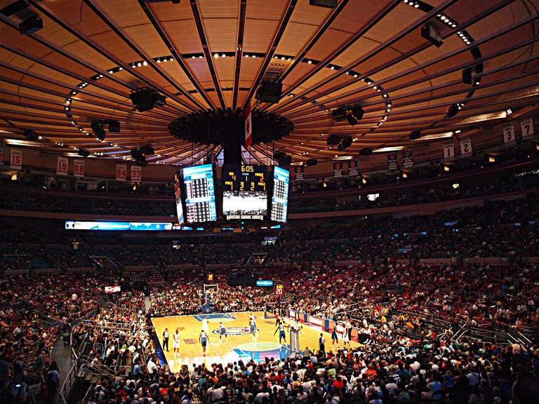 Madison Square Garden | Emmanuel Milou Flickr