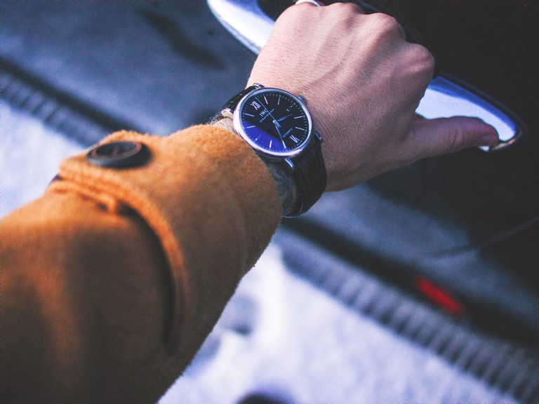 The importance of being on time