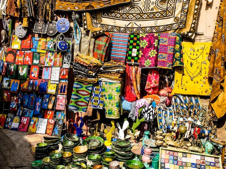 You'll be able to haggle to your heart's content in Morocco's markets