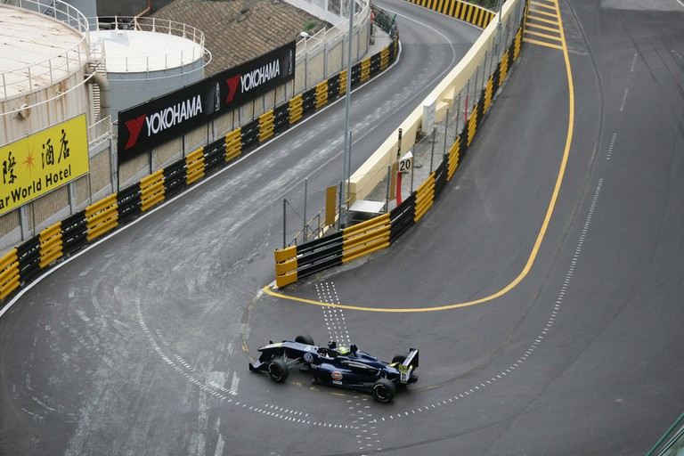 The Melco Hairpin is easily one of the tightest hairpins of any circuit in the world.
