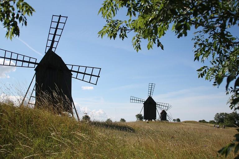Mill öland Sweden