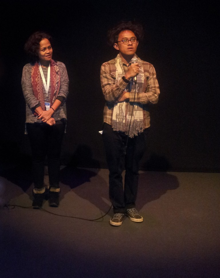 Mira Lesmana & Riri Riza two of Kuldesak director