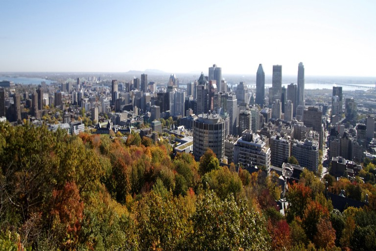 Views of Montreal
