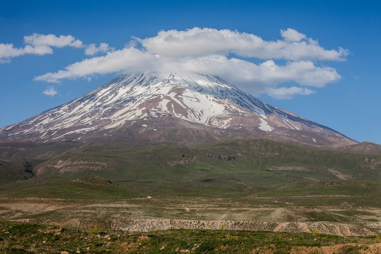 Mount Damavand | ©Ninara:flickr