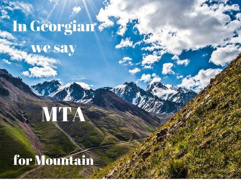 Mta – Mountain