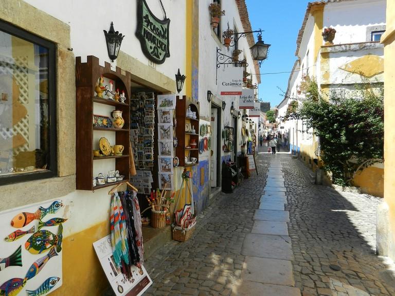 https://pixabay.com/en/obidos-portugal-city-houses-469057/