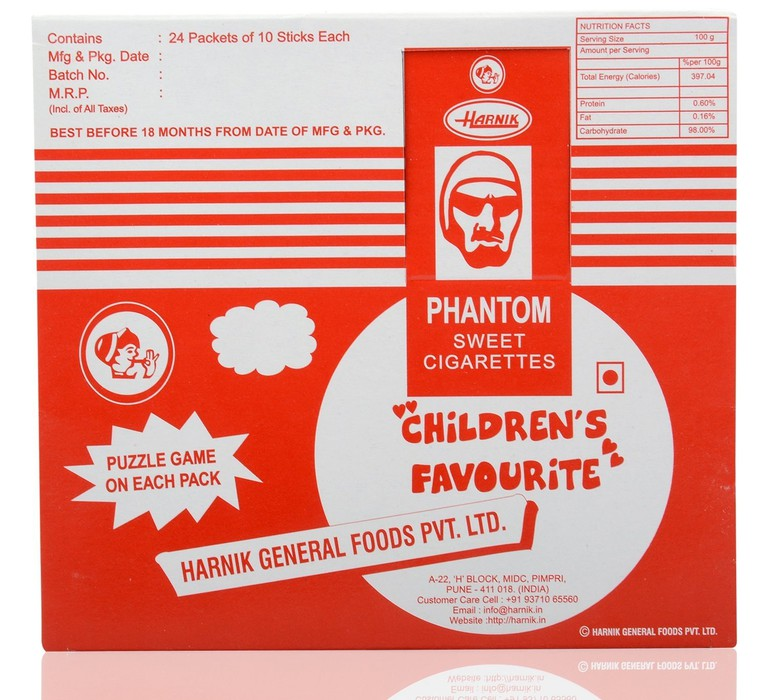 Phantom Sweet Cigarettes Harnik
