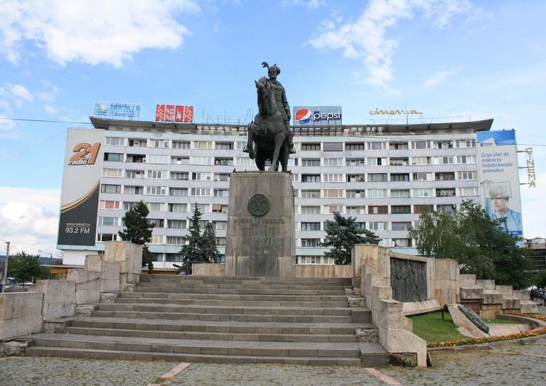 Piata Mihai Viteazul