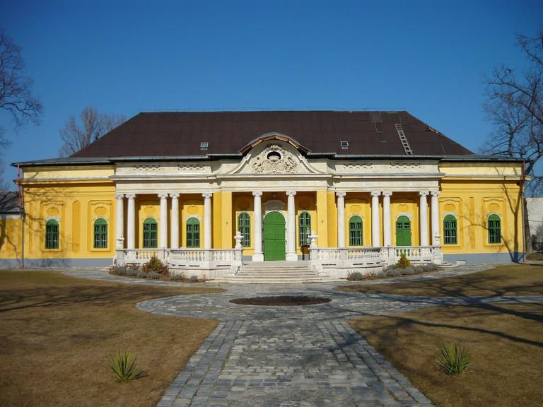 Podmaniczky-Vigyázó Palace, Hungary