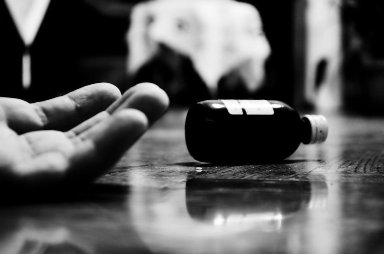 Attempted suicide carries with it either a compulsory term in mental healthcare facilities or up to one year of prison time in India