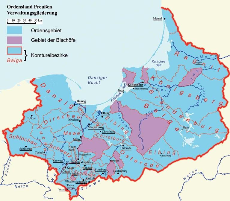 https://pl.wikipedia.org/wiki/Pa%C5%84stwo_zakonu_krzy%C5%BCackiego#/media/File:Preussen_verw.jpg
