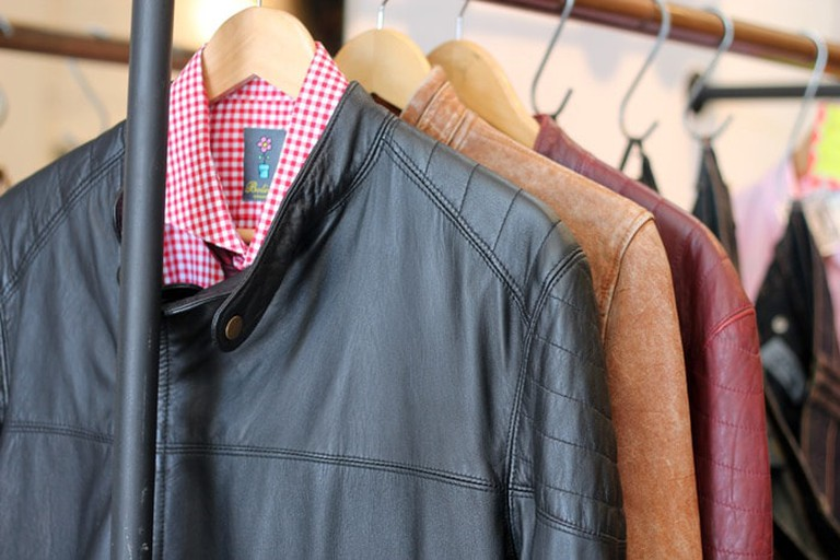 Shop for amazing leather goods in Buenos Aires