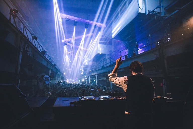 The Hydra | Courtesy of Printworks