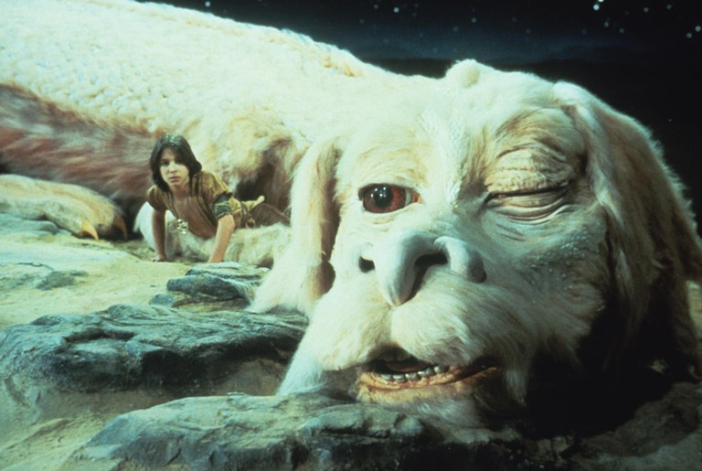 The Neverending Story movie adaptation in 1984