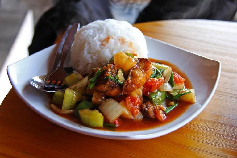 Sweet and Sour Fish | © Sharon Ang/Pixabay