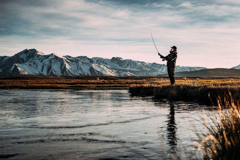 Fishing for compliments | © Robson Hatsukami Morgan / Unsplash