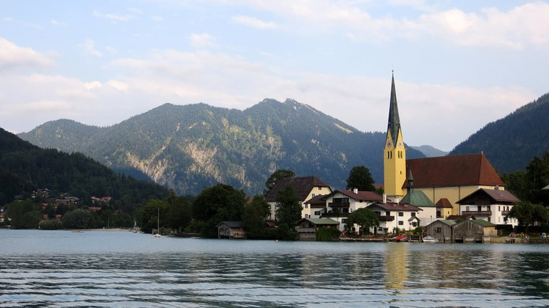 View of Tegernsee