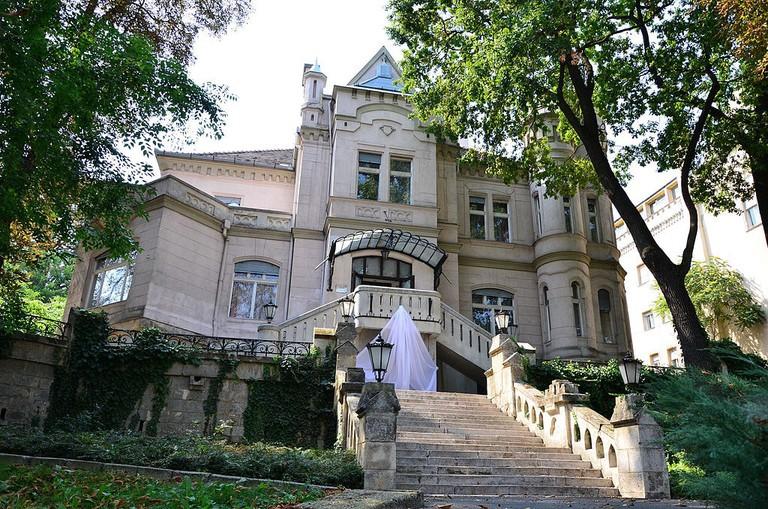 Sacelláry Castle, Hungary