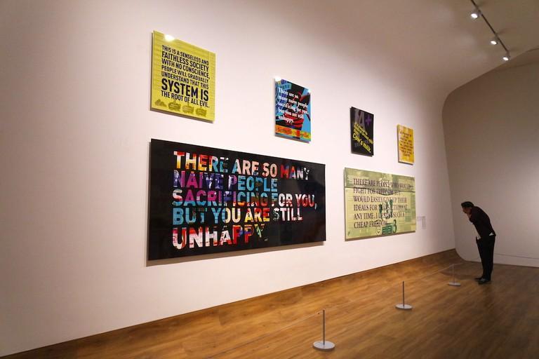 Ai Wei Wei at Museum MACAN | © Culture Trip