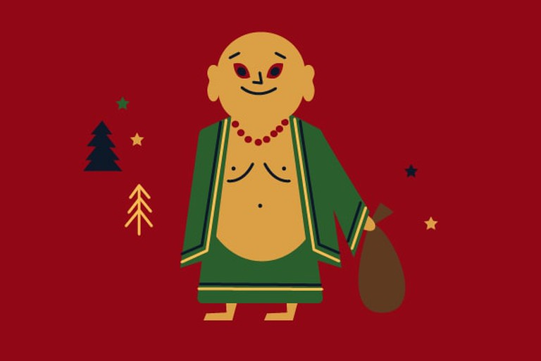 What Does Santa Claus Look Like Around The World?