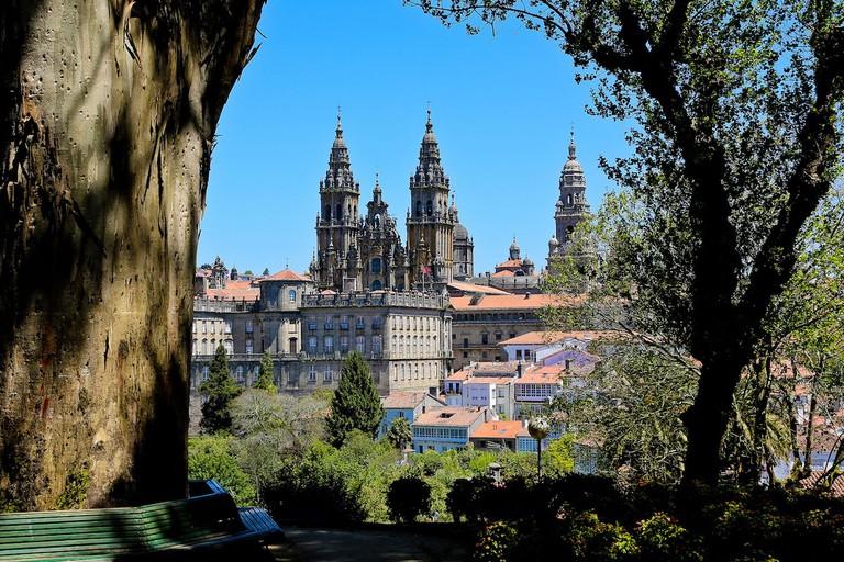 Santiago de Compostela, Santiago Cathedral