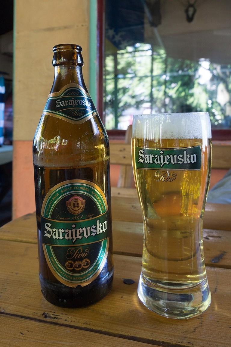 Sarajevsko Pivo | © Fanny Schertzer/WikiCommons