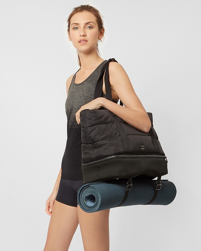 Sweaty Betty Luxe Gym Bag