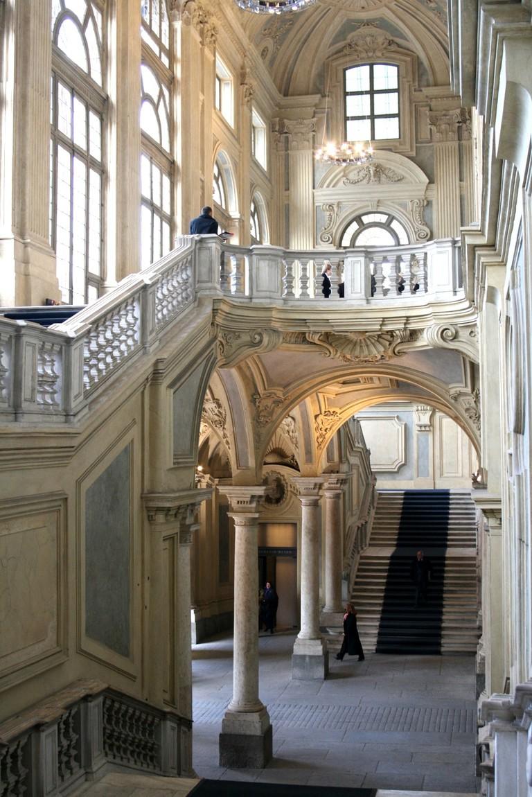 Scalone_di_Palazzo_Madama