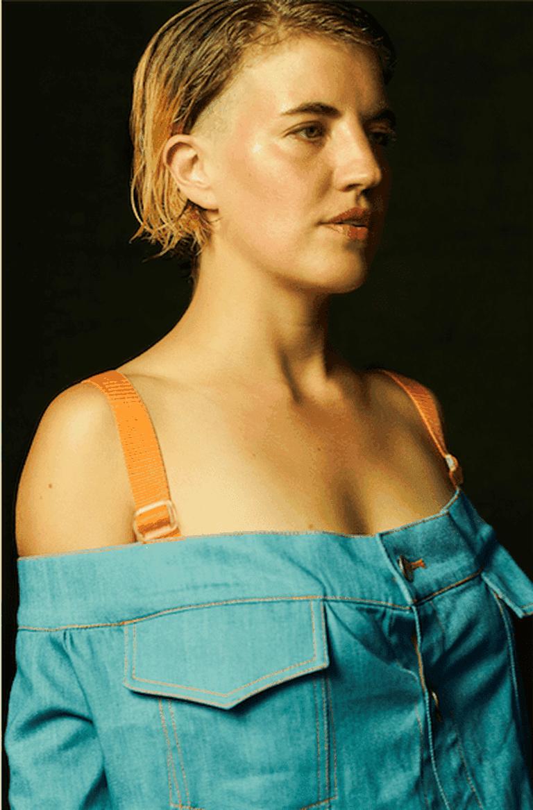 Ariele Max, 'Femme' | © Chris Luttrell