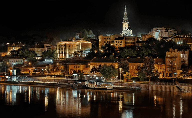 Serbia's capital is one of Europe's finest cities