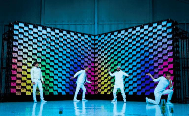 | © OK Go/AOI Pro