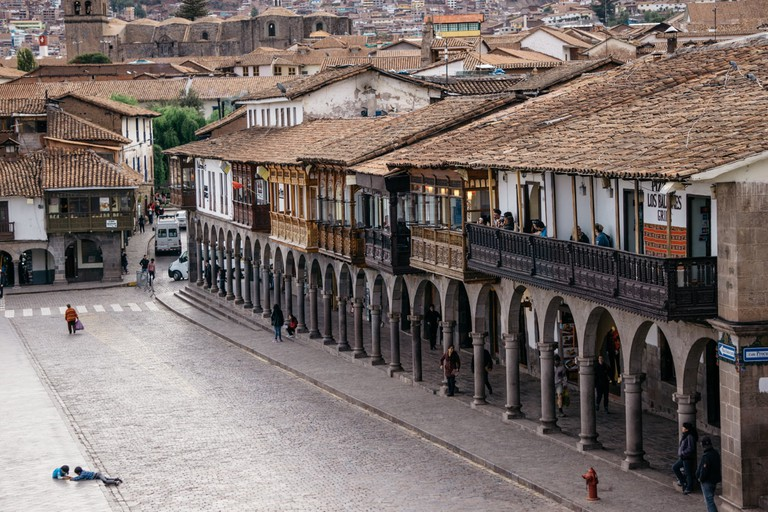 Cusco, Peru, a city steeped in history and tradition