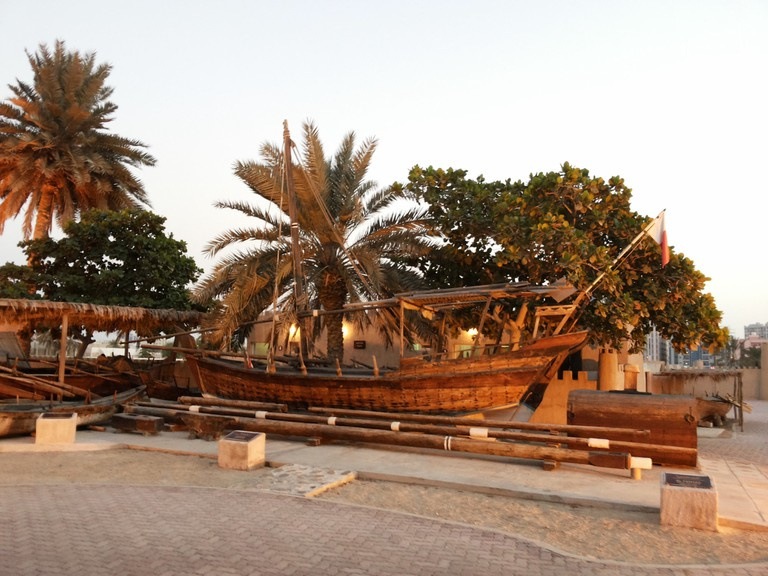 Ship_at_ajman_museum_by_ahmed_fouad