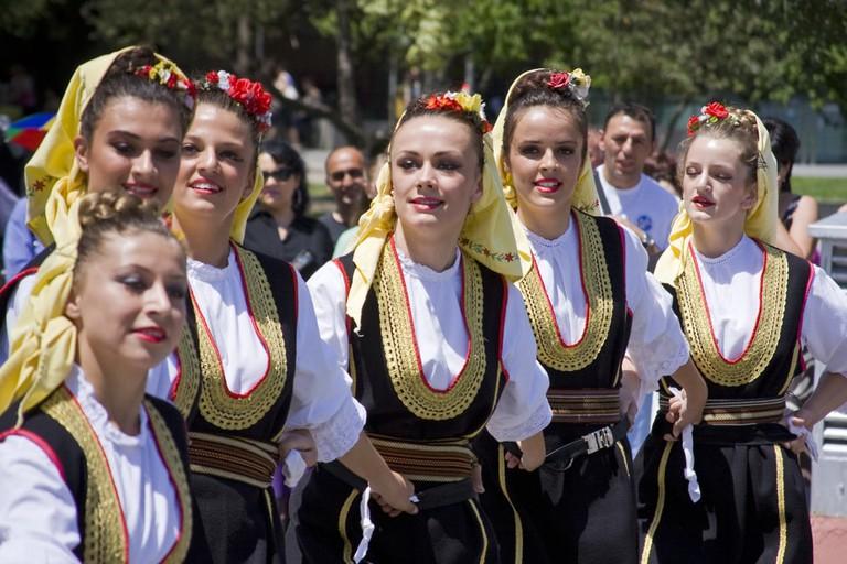 Traditional costume in Banja Luka, Republika Srpska |© evronphoto/Shutterstock