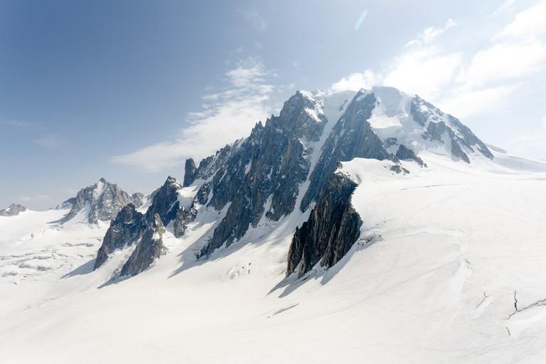 Chamonix Mont Blanc France | © Taesik Park/Shutterstock