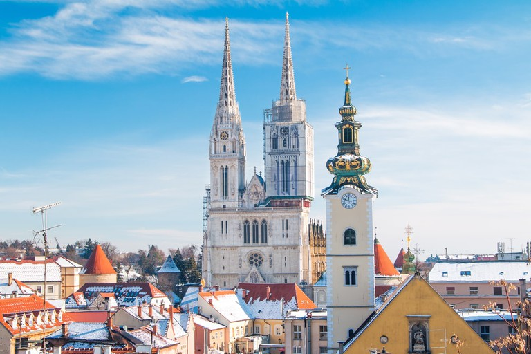 Zagreb Cathedral | © iascic/Shutterstock