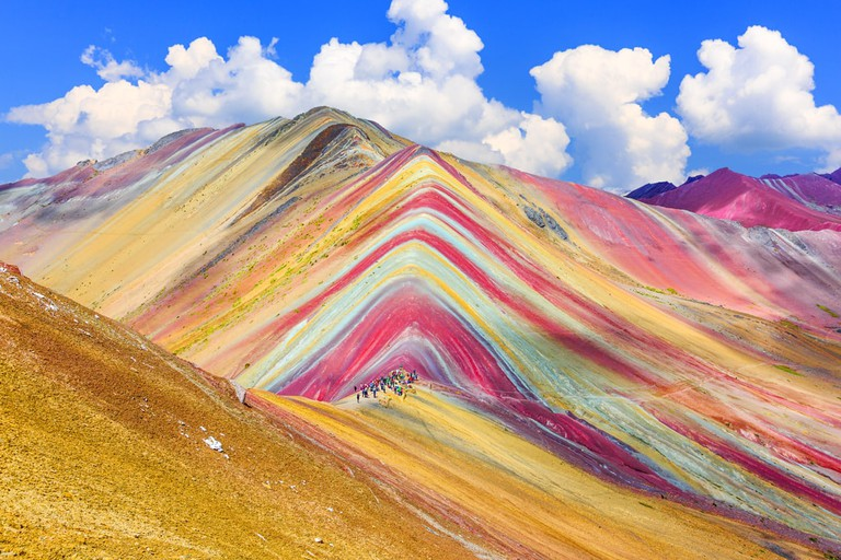 Rainbow Mountain, Peru | © emperorcosar/Shutterstock