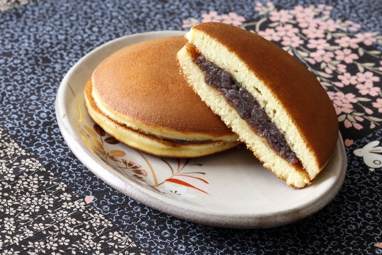 Dorayaki are readily available at most grocery stores and combini