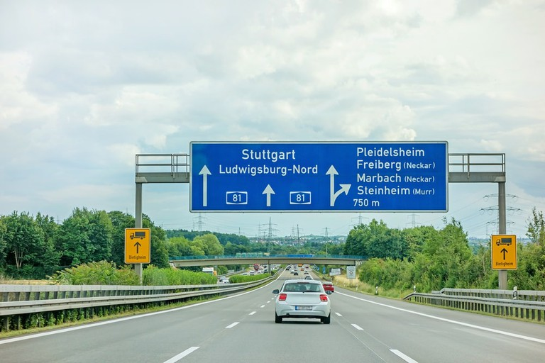 Autobahn, Germany